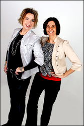 Top Echelon Network recruiters Maria Hemminger and Joanna Spaun of MJ Recruiters, LLC