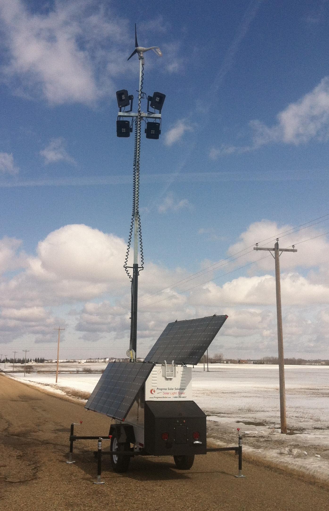 New Progress Solar Hybrid Ready And Progress Solar Hybrid