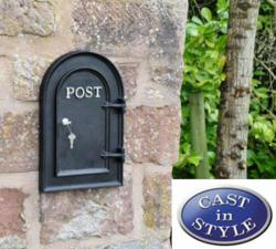 Cast In Style Oxford Post Box