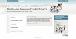 child hearing assessment toolkit chat phonak