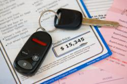 buying a new car and car insurance quotes