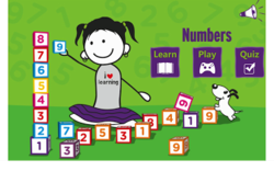 Learn Numbers 1 to 9