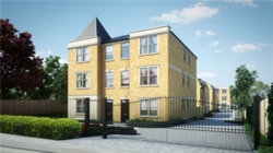 Creswick Mews is an exciting collection of eight individual semi-detached town houses