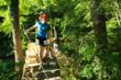 Rock/Creek and Wild Trails Announce Challenge Grant to Rebuild Bridge on Lula Lake Land Trust Property