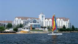 Activities on the Bay at Hyatt Regency Chesapeake Bay Resort