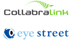 CollabraLink and Eye Street Solutions Logos