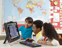 blended learning, digital learning, AWE, prescriptive, kindergarten, elementary school, personalized learning, learning by discovery, young children