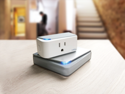 The Valta system allows users to control home and office appliances via their smartphone.