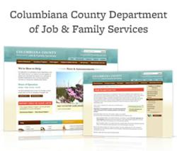 Columbiana County Department of Jobs and Family Services