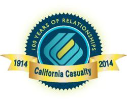 California Casualty Celebrates 100 Years of Relationships