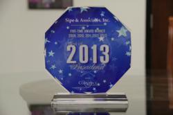 SLS Consulting 2013 Best of Pasadena Award