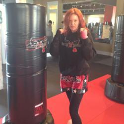 iLoveKickboxing.com Fitness Franchise Owner Linda Watson
