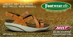 MBT Shoes in the USA at Footwear etc.