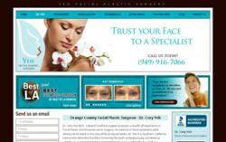 Facial Plastic Surgery in Orange County