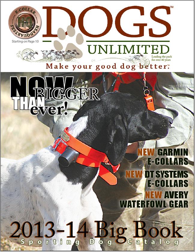 hunting dog training supply