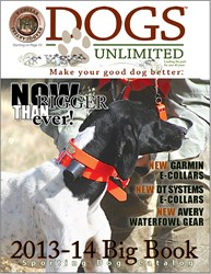 DOGS Unlimited Big Book Catalog 2013