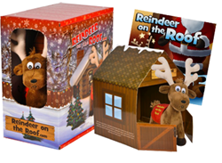 Visit ReindeerOnTheRoof.com to learn more!