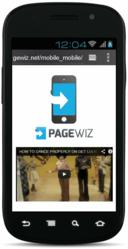 Mobile Optimized Landing Page by Pagewiz