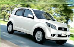 Toyota Rush - Gaadi.com