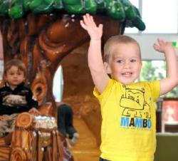 Australian families can now enjoy PLAYTIME's mall playgrounds at two Mirvac Shopping Centres.