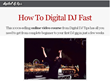 "How To Become A DJ | ""How To Digital DJ Fast"" Teaches People How To DJ..."