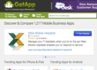 Mobile Business Apps Marketplace