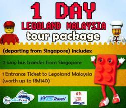 Legoland Malaysia, bus to Legoland Malaysia, from Singapore to Legoland Malaysia, Legoland at Malaysia, Legoland ticket,