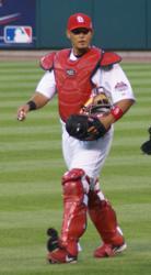 Cardinals Catcher Molina