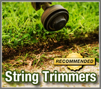 2013 Best String Trimmers