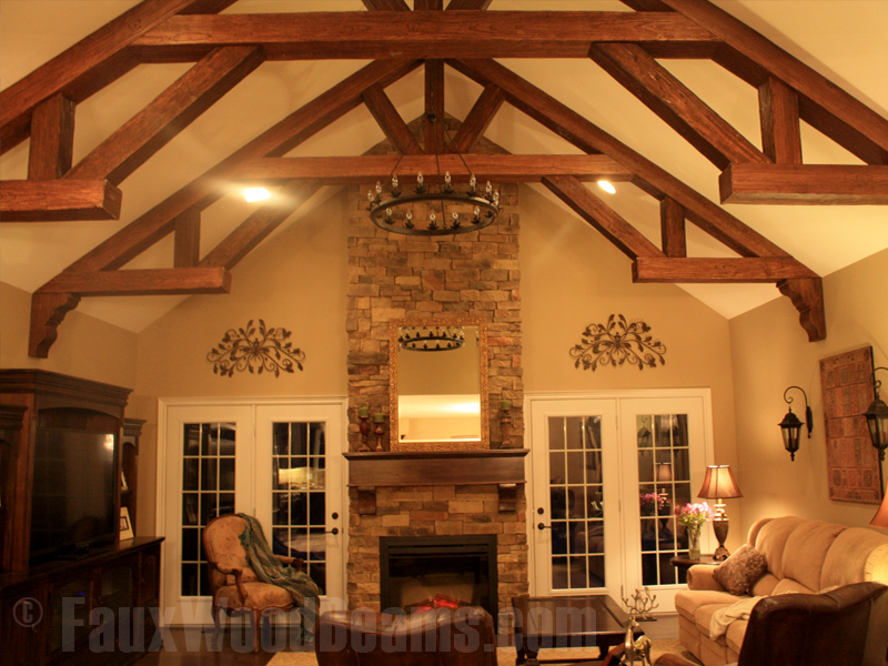 New Lengths From Fauxwoodbeams Com Create Truly Custom