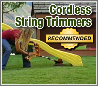 2013 Best Cordless String Trimmers