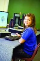 Online learning in the classroom