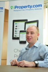 iProperty Group CEO, Shaun Di Gregorio