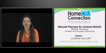 Continuing Education Provider Adds New Online Massage Courses That