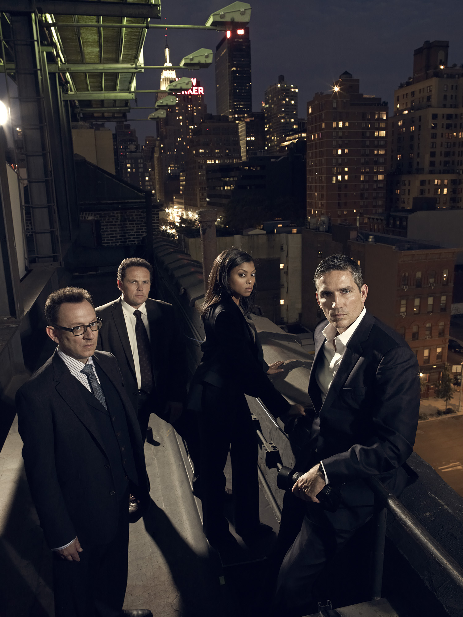 The Machine Goes Digital Hit Drama Series Person Of Interest Available For First Time Via Digital Download