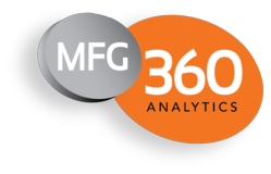 MFG360 is business intelligence for manufacturers