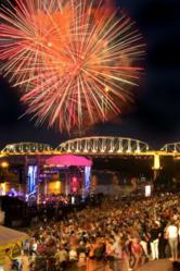 Independence Day, Tennessee, Tennessee Tourism, fireworks, parades, 4th of July