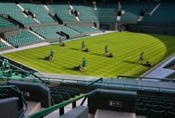 Wimbledon Lawn Mowing Crew