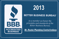 Mr. Rooter Plumbing Indianapolis Better Business Bureau