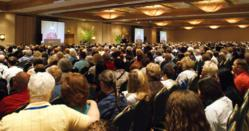 A variety of keynote speakers are heard at TCF National Conferences.