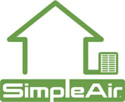 infinitee provides SimpleAir with innovative design solutions.