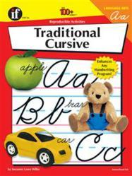 cursive for kids event