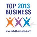 2013 TelePacific DiversityBusiness.com Award