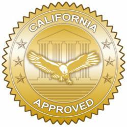 dmv approved