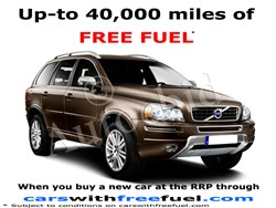 cars with FREE fuel