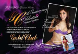 Gold Club 10th Anniversary Party Hosted by Farrah Abraham