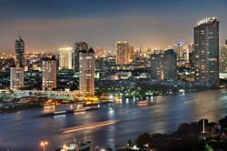 Bangkok City - the 'Venice of the East'