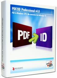 PDF-to-InDesign Converter PDF2ID