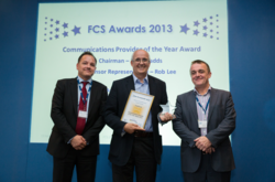 Voipfone Wins Communication Provider Of The Year Award 2013
