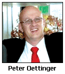 Top Echelon Network recruiter Peter Oettinger of Front Line Solutions, LLC